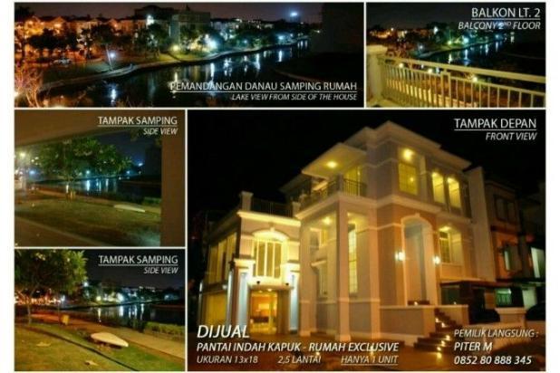 Dijual Rumah Mewah Megah Harga Ramah Pantai Indah Kapuk 10660636
