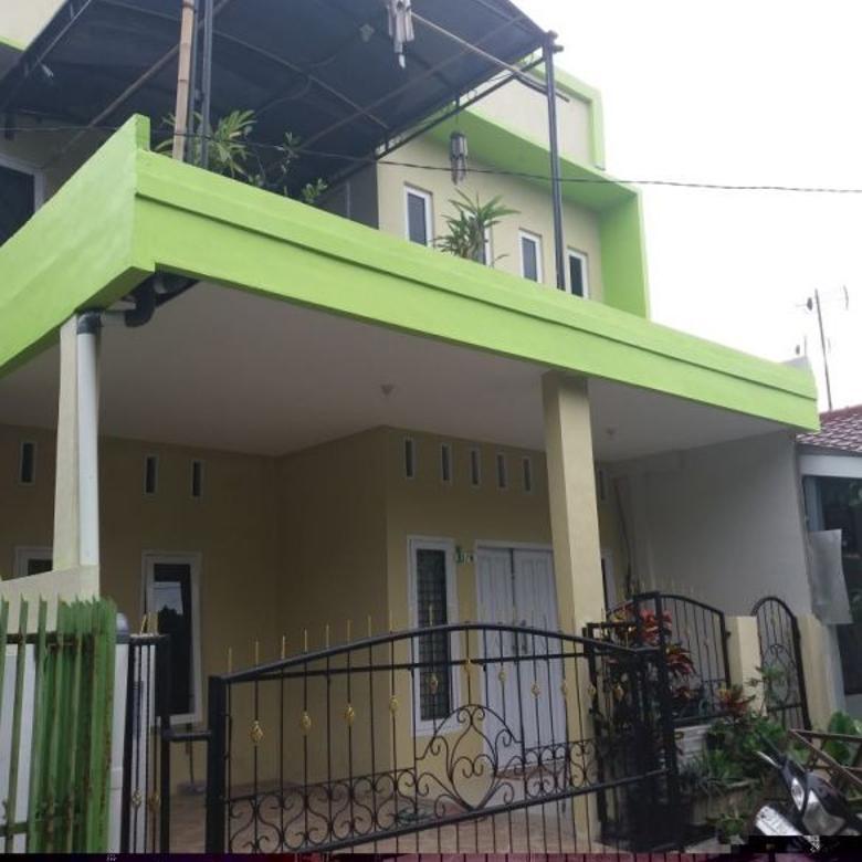 rumah 2 lantai murah harga bisa nego