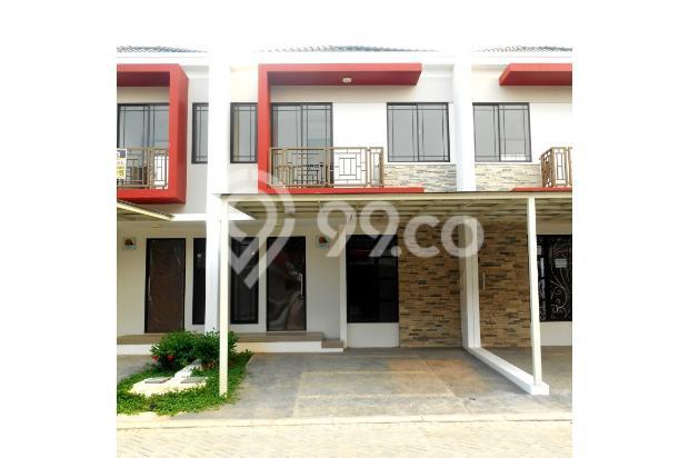 Di sewakan Rumah Cluster Asia, Ukuran 6 x 15, Green Lake City 4292527