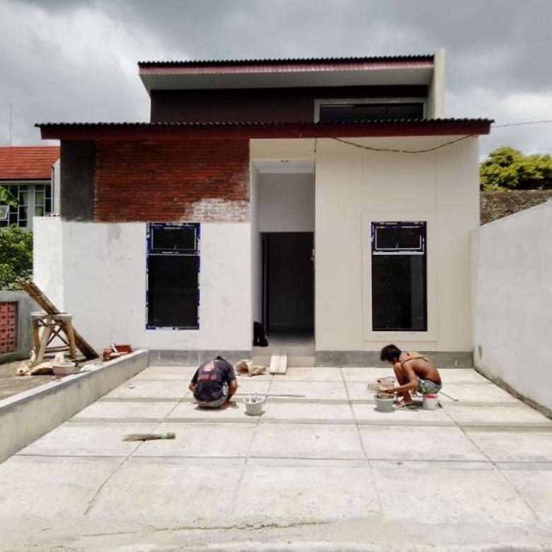 Unit Terakhir Rumah Siap Bangun Sleman Dekat Kampus UGM Jogja