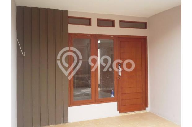 perumahan murah bebas banjir di bekasi, rumah bisa kpr di bekasi 14371056