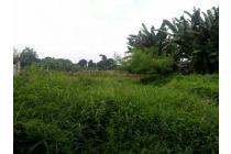 Tanah Asri  di Kawasan Villa Dago Pamulang Tangerang Selatan