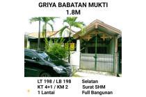 Rumah Babatan Mukti Wiyung Surabaya Barat Nego Siap Huni
