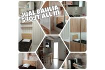 Bassura City furnished tower Dahlia perabot lengkap Jakarta
