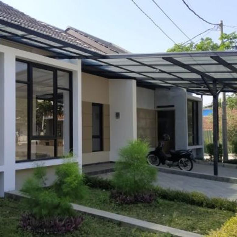 Rumah Minimalis Arcamanik Di Kawasan Perumahan Mewah Dan Rapi