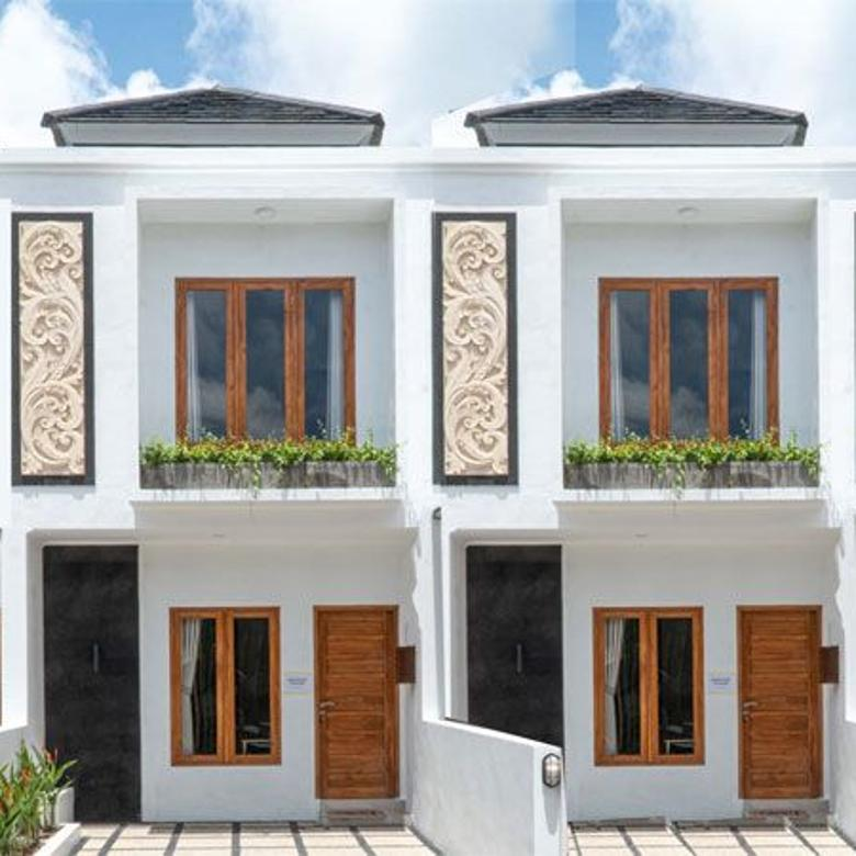 BALIKUBU.COM AMS-063 Rumah 2Kamar Perumahan Terbaik Teuku Umar
