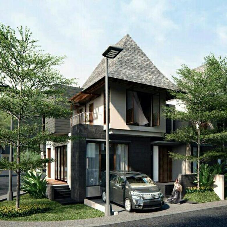Hyarta Ecovillage: Rumah Mewah Jogja Siap Huni Design Etnik Jogja Lokasi Premium