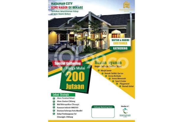Perumahan Islami KPR Tanpa Bank di Cibitung Bekasi | hcbk-022 14417472