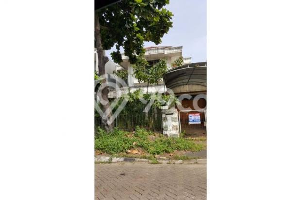 DiJual Cepat Rumah Tua hitung tanah saja di Taman Villa Meruya, Meruya, Jak 12236723