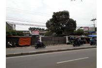 Lahan komersil exit tol Cijago lokasi strategis