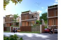 rumah semi villa, the orchard residence. Dekat pusat Pemkot Cimahi