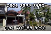 GALAXY BUMI PERMAI /ARAYA Sewa Rumah di Komplek Elite Surabaya