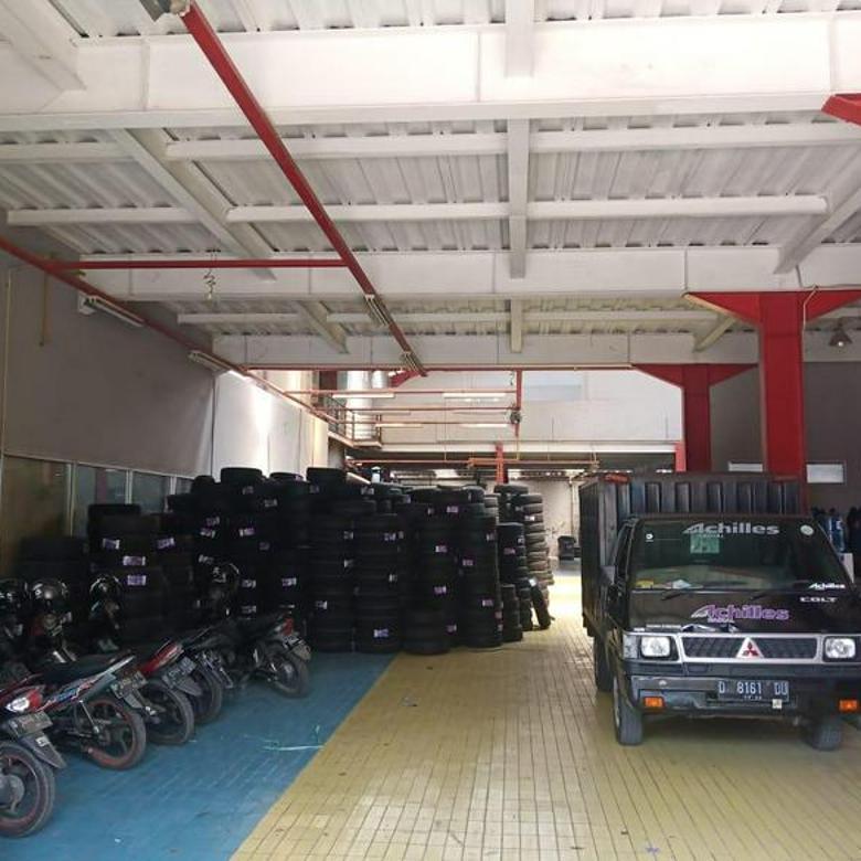 gudang dan kantor dekat pt INTI moch toha bandung