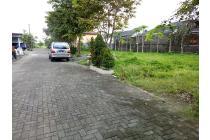 Tanah di Perumahan, Dekat RSI Klaten, 12 X Angsuran Tanpa Bunga