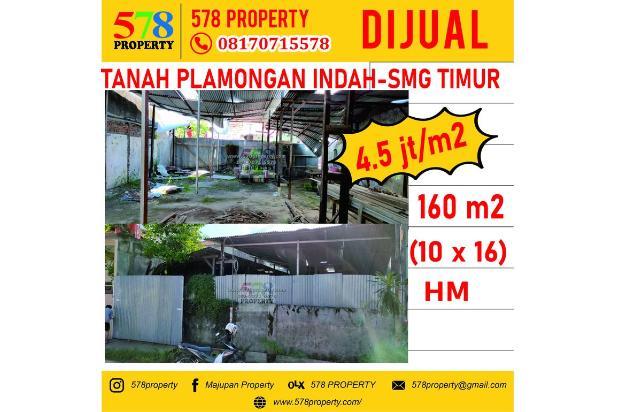 Rp720jt Tanah Dijual