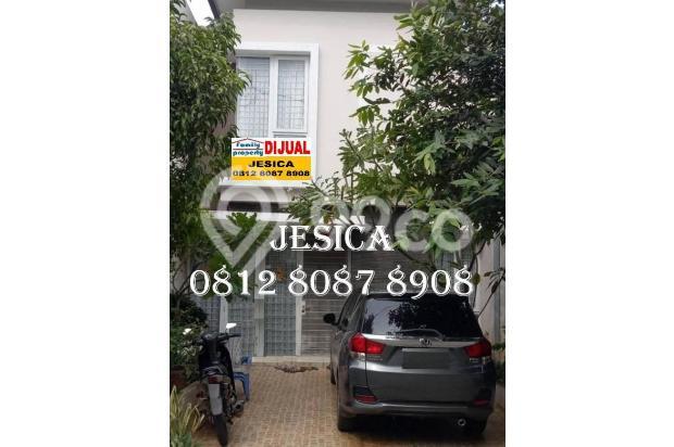Dijual Rumah Siap Huni Green Court Cengkareng 6x18.5 Bersertifikat Bisa KPR 14205737