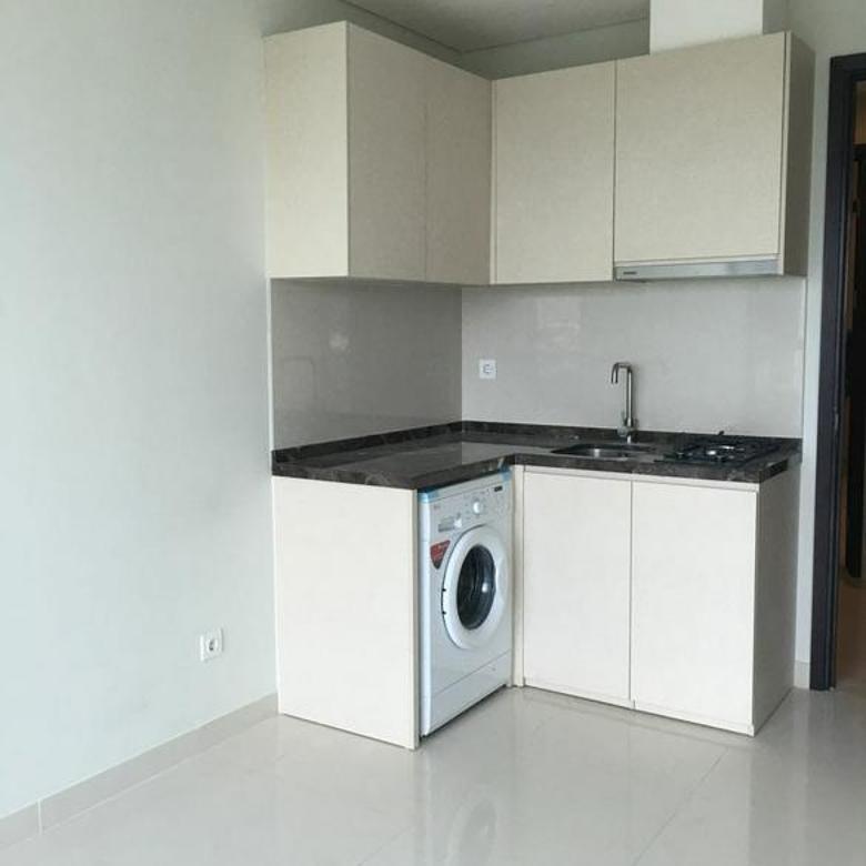Apartemen Puri Mansion, Studio, 37sqm, Unfurnished