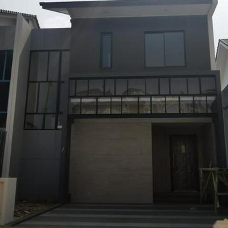 Rumah Cantik Di Cluster victoria Alam Sutera