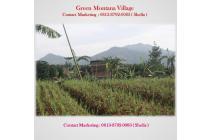 Tanah murah di Puncak Cugenang, Green Montana Village legalitas SHM