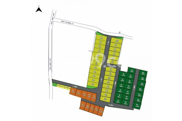 Dijual Rumah Baru Siap Huni di Cimanggis Premier Depok 14372329