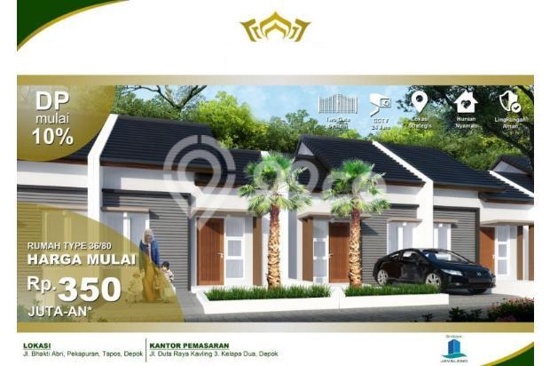 Dijual Rumah Baru Siap Huni di Cimanggis Premier Depok 14372334