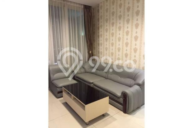 CP Residence tipe 2+1 Bed, Furnish Bgs & Mewah, View ke City, Siap Huni 12900268