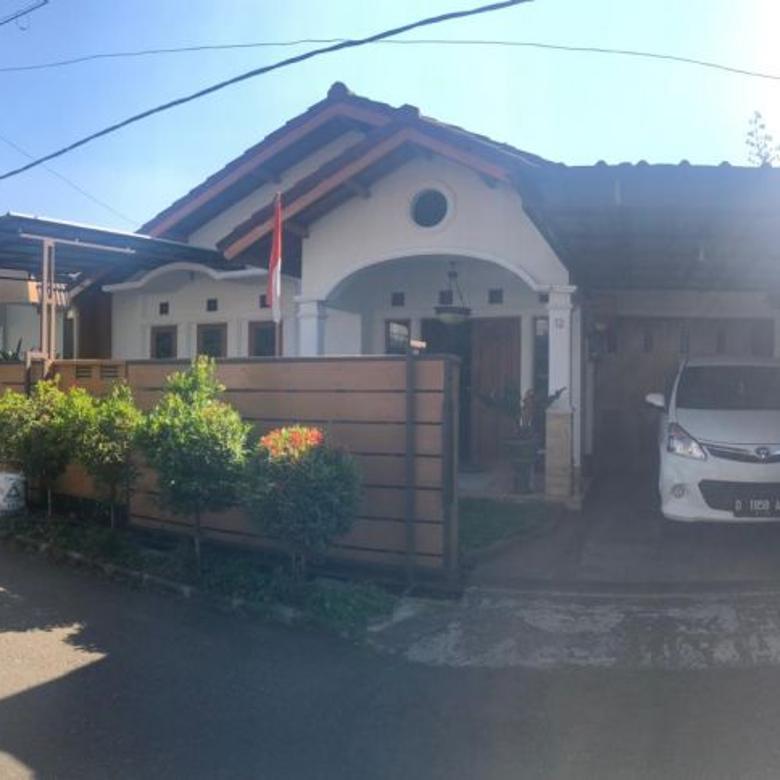 Rumah Terawat @Arcamanik Dekat ke Kawasan Antapani