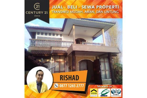 rumah semi villa lokasi pinggir pantai montong lombok barat, ntb.