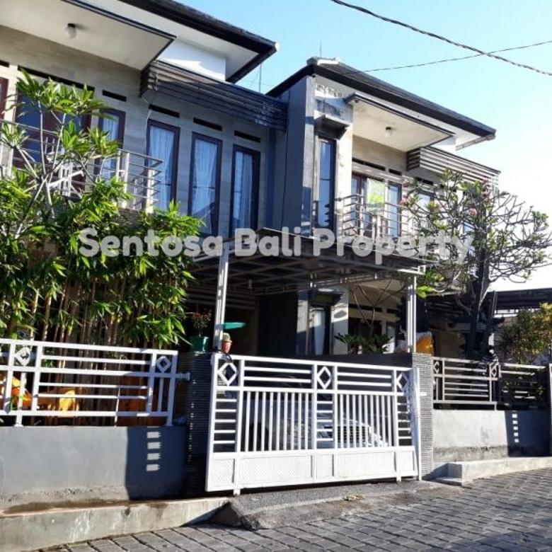 Rumah di Gatsu Barat - jln keboiwa utara , cluster one gate