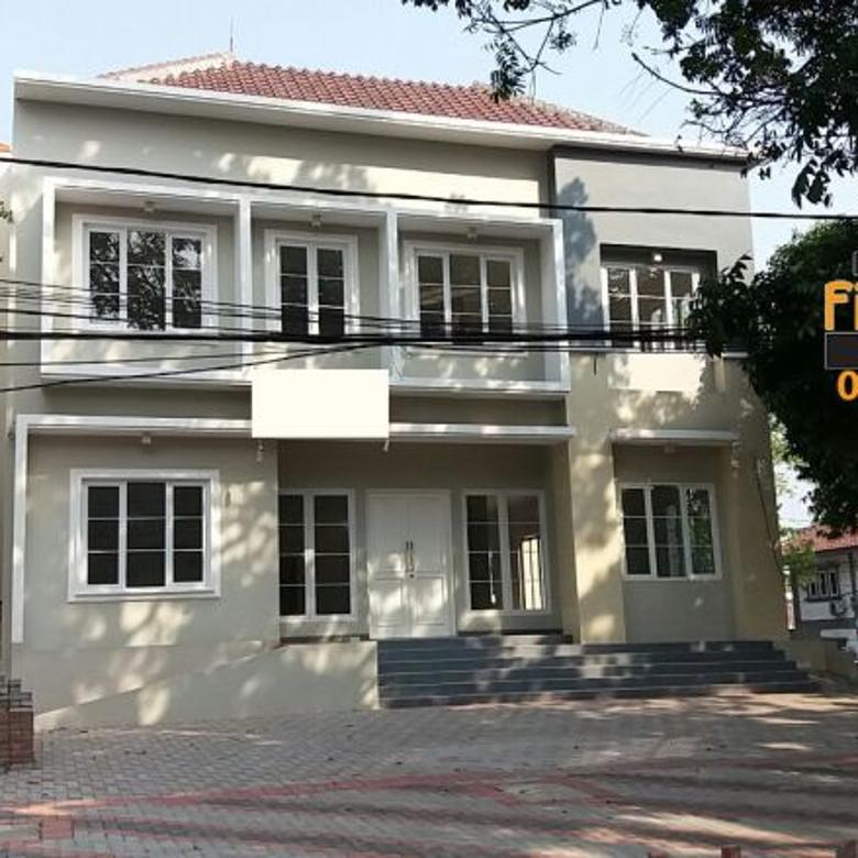 Gedung 2 lantai ~ Bisa Juga Jadi Rumah Tinggal