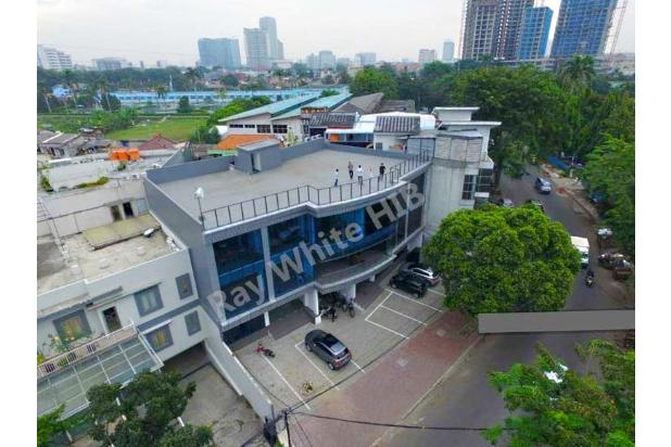 Rp50mily Gedung Bertingkat Dijual