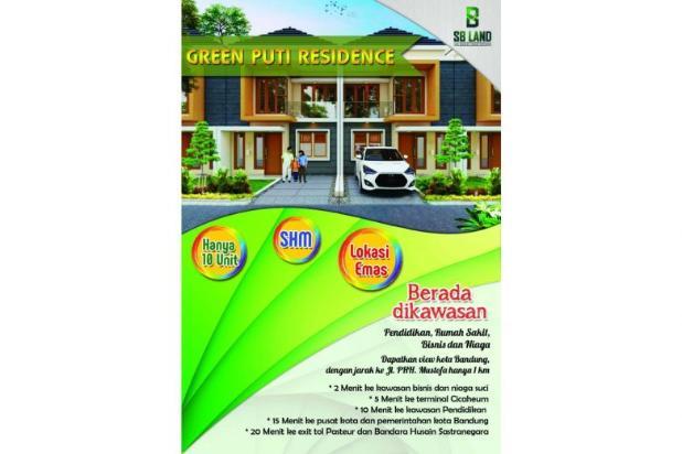 Green Puti Residence, Hanya Tersedia 10 Unit, Harga Perdana 12299943