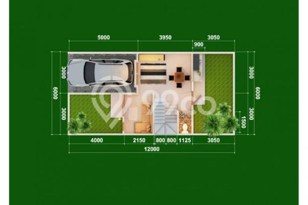 Green Puti Residence, Hanya Tersedia 10 Unit, Harga Perdana 12299950