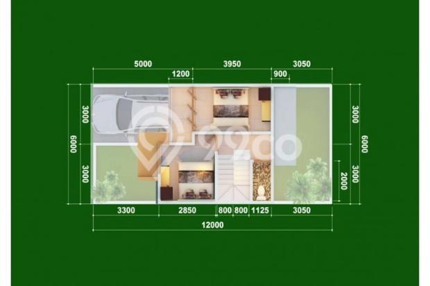 Green Puti Residence, Hanya Tersedia 10 Unit, Harga Perdana 12299951