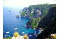 BUC Tanah Global Los Tebing Nusa Penida