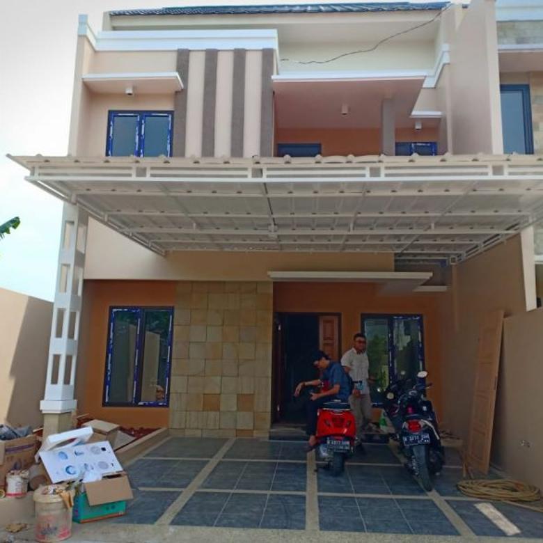 Cluster EXKLUSIF STRATEGIS diPinggir Jl Raya Kahfi 1 JAGAKARSA