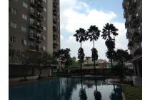Dijual studio Apartemen Puri Park View Tower A lt 2 hdp pool