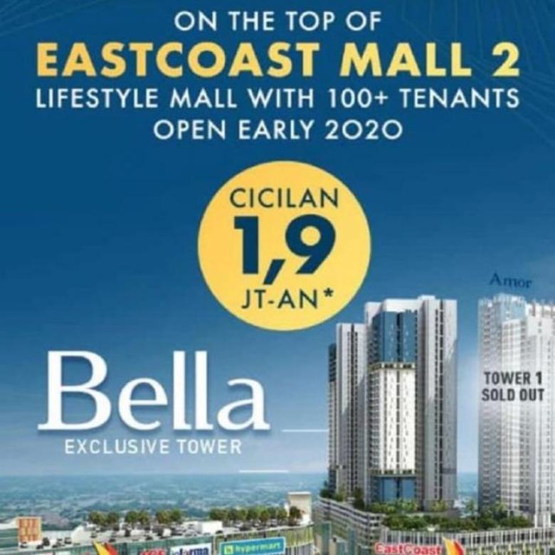 Apartemen Eastcoast Mansion Tower Bella, Surabaya