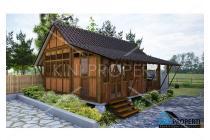 Villa Kayu Ekspose Desa Sumberagung 3 Moyudan