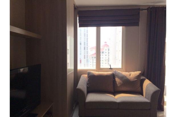 ROYAL MEDIT tipe STUDIO full furnish, perabot lengkap, view pool, SIAP HUNI 8521914