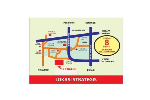 Rumah Syariah Murah Pinggir Jakarta Ready Stock 11763905