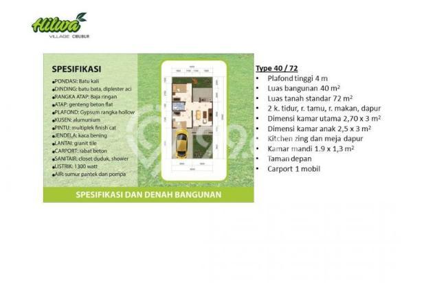 Rumah Syariah Murah Pinggir Jakarta Ready Stock 11763908