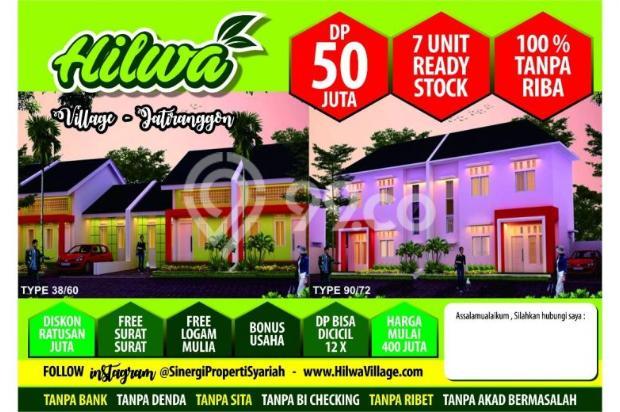 Rumah Syariah Murah Pinggir Jakarta Ready Stock 11763909