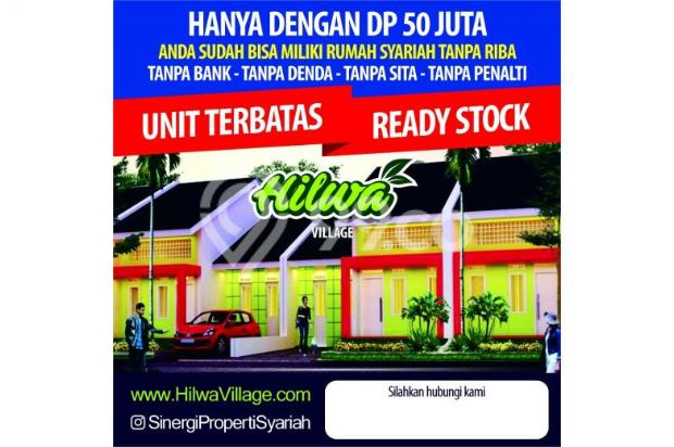 Rumah Syariah Murah Pinggir Jakarta Ready Stock 11763910