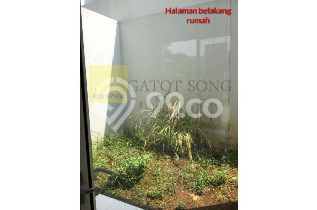 Rumah baru depan taman, harga murah unit pojokan @BSD 17995908