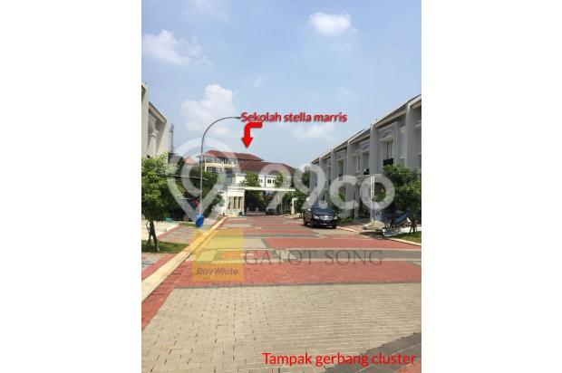 Rumah baru depan taman, harga murah unit pojokan @BSD 17995915