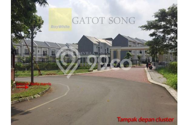 Rumah baru depan taman, harga murah unit pojokan @BSD 17995914