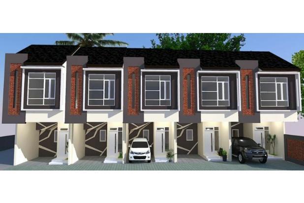 Rumah Baru Murah skema Syariah 2 Lantai di Lenteng Agung Jakarta Selatan 17105736