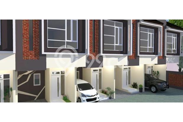 Rumah Baru Murah skema Syariah 2 Lantai di Lenteng Agung Jakarta Selatan 17105737