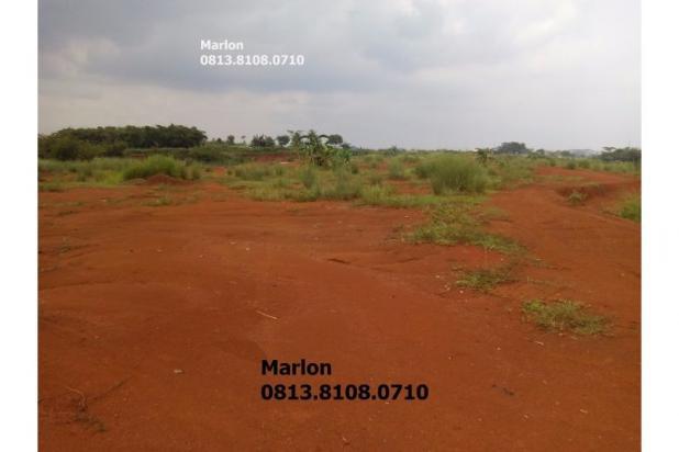 Tanah untuk Komersial & perumahan ( 50 ha) di Cisauk. Lokasi strategis 6880121